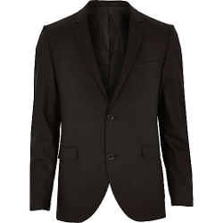 Premium Slim Suit Jacket by Jack & Jones in Silver Linings Playbook