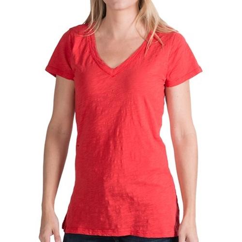 Slub Basic T-Shirt by Dylan in Trainwreck