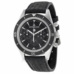 Master Compressor Deep Sea Chronograph Watch by Jaeger LeCoultre in Fast & Furious 6