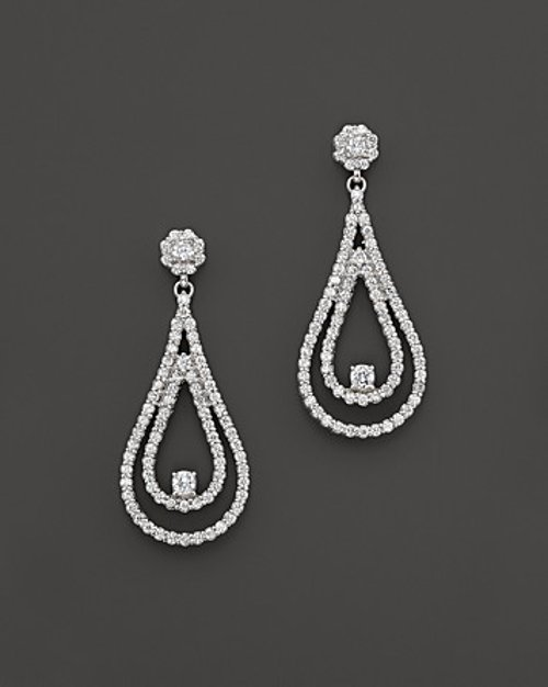 Diamond Teardrop Statement Earrings by Bloomingdale's in Top Five