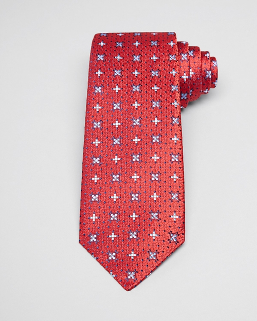 Morley Flower Classic Tie by Thomas Pink in Ballers - Season 1 Episode 1