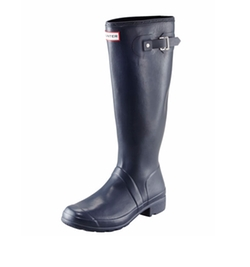 Original Tour Buckled Welly Boots by Hunter Boot in Pitch Perfect 3