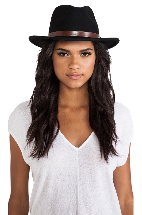 Messer Fedora Hat by Brixton in Magic Mike XXL