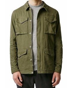 M-65 Field Jacket by Topman in The Big Bang Theory