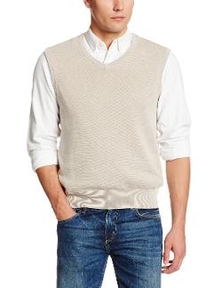Men's Birdseye Vest by Dockers in Hitman: Agent 47