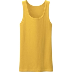Dry Color Rib Tank Top by Uniqlo in Everybody Wants Some