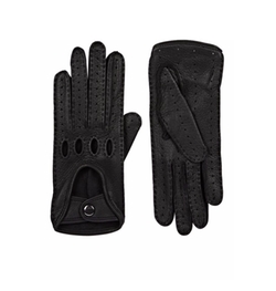 Leather Driving Gloves by Barneys New York in Proud Mary