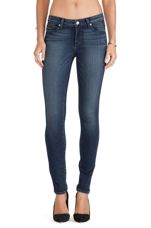Verdugo Ultra Skinny Jeans by Paige Denim in Pretty Little Liars - Season 6 Episode 7