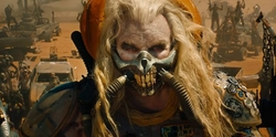 Custom Made Immortan Joe Costume by Jenny Beavan (Costume Designer) in Mad Max: Fury Road