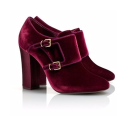 Carley Booties by Tory Burch in Pretty Little Liars