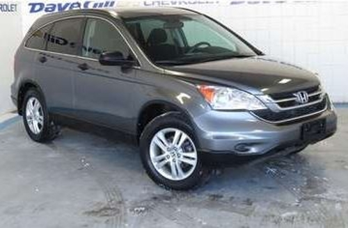 2010 CR-V SUV by Honda in Before I Wake