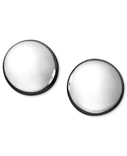 Flat Ball Stud Earrings by Macy's in Top Five