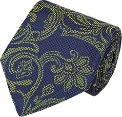 Paisley Necktie by Kiton in Scandal