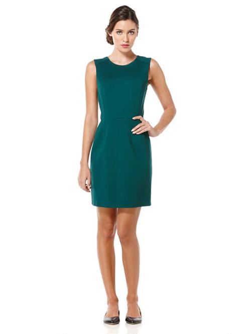 Ponte Sheath Dress by Penguin in What If