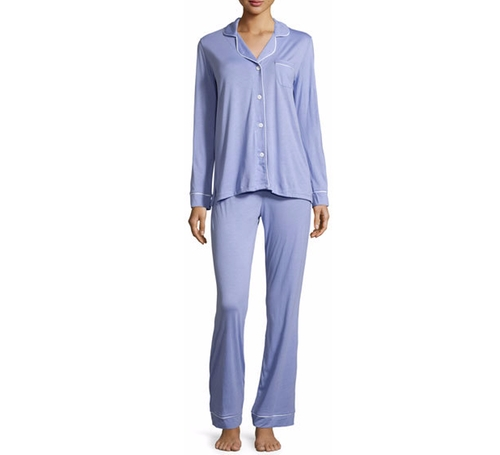 Bella Long-Sleeve Pajama Set by Cosabella in Keeping Up with the Joneses