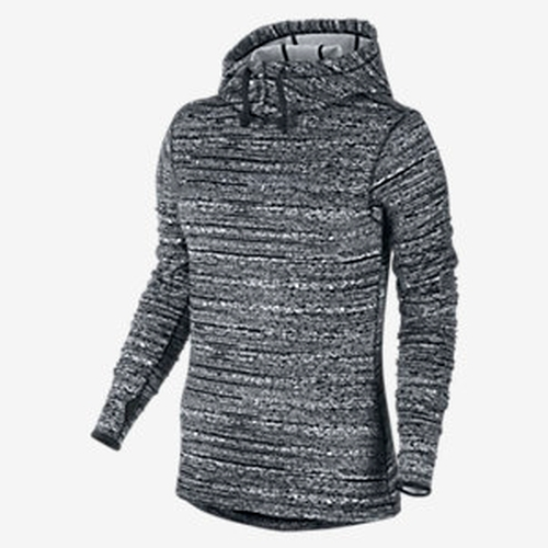 Warm Static Pullover Hoodie Jacket by Nike in Keeping Up With The Kardashians - Season 11 Episode 2