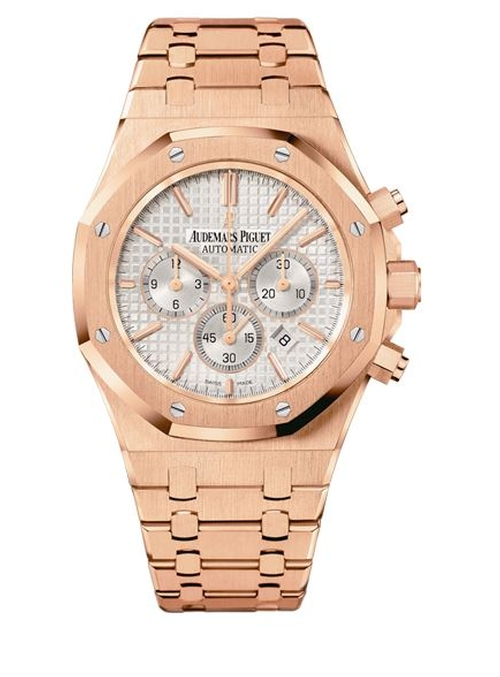 Royal Oak Jumbo Chronograph Automatic Watch by Audemars Piguet in Keeping Up With The Kardashians
