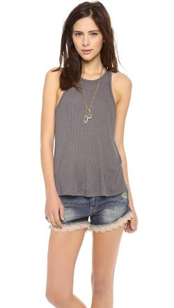 Long Beach Tank Top by Free people in The Disappearance of Eleanor Rigby