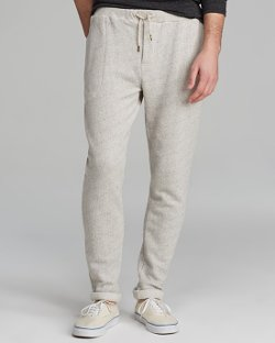 Lightweight French Terry Larchmont Sweatpants by Alternative in That Awkward Moment