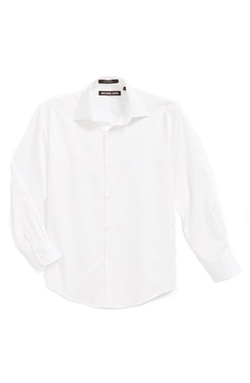 Woven Cotton Dress Shirt by Michael Kors in Sixteen Candles