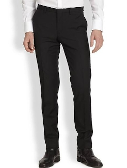 Paulie Wool Trousers by J. Lindeberg in Safe House
