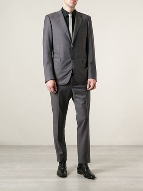 Two Piece Suit by Lanvin in Demolition