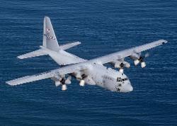 C-130 Hercules by Lockheed Martin in The Dark Knight Rises