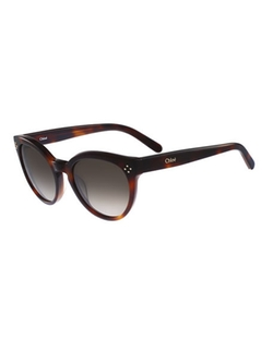 Round Cat-Eye Sunglasses by Chloe in Keeping Up with the Joneses