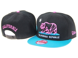 California Snapback Cap by New Era in Spring Breakers