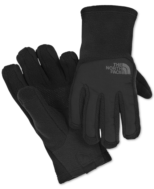 Boys Denali Etip Gloves by The North Face in Elf