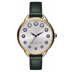 Betty Leather Strap Watch by Marc Jacobs in Supergirl