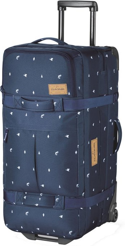 Limited Split Roller Large Gear Bag by Dakine in Unfinished Business