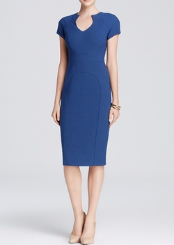Gypsy Rose Sheath Dress by Black Halo in Designated Survivor