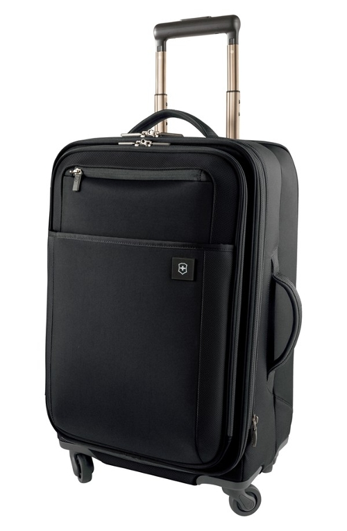 'Avolve 22' Wheeled Carry-On Luggage by Victorinox Swiss Army in The Hangover