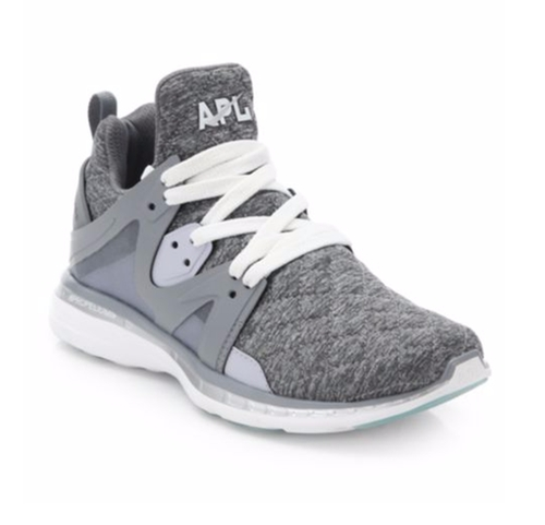 Ascend Mesh Trainer Sneakers by Athletic Propulsion Labs in Keeping Up With The Kardashians - Season 12 Episode 9