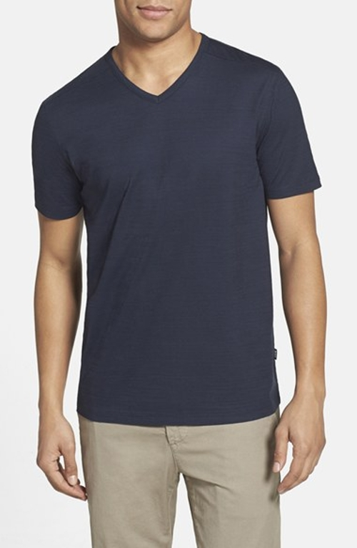 Regular Fit T-Shirt by Boss Hugo Boss in Self/Less