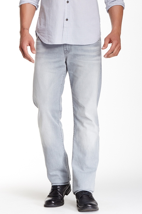 Carsen Easy Straight Leg Jean by 7 For All Mankind in Everest