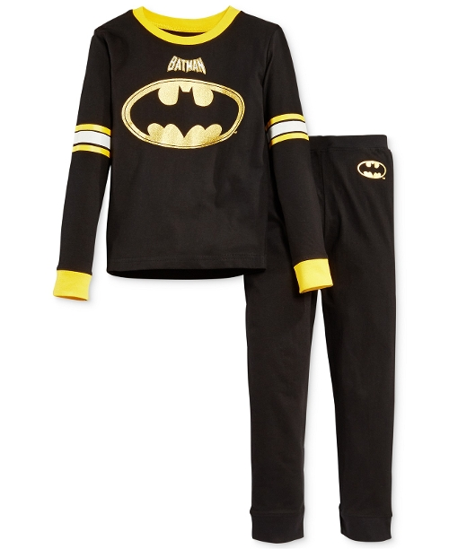 Two Piece Fitted Cotton Pajamas by DC Comics in Before I Wake