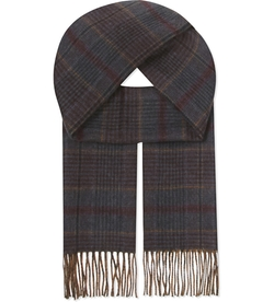 Cashmere Scarf by Johnstons  in The Blacklist