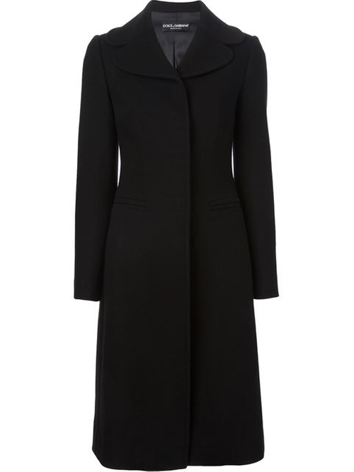 Single Breasted Coat by Dolce & Gabbana in Sex and the City