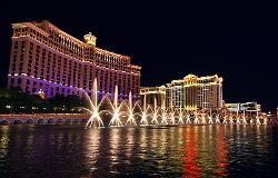Las Vegas, Nevada by Bellagio (Resort) in Step Up: All In
