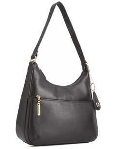 Nappa Leather Hobo Bag by Giani Bernini in Easy A