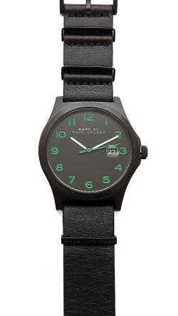 Jimmy Watch by Marc Jacobs in The Disappearance of Eleanor Rigby