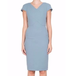 Tournay Wool Sheath Dress by Roland Mouret in Empire