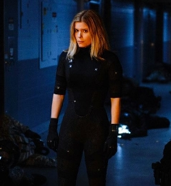 Custom Made 'The Invisible Woman' Costume (Sue Storm) by George L. Little (Costume Designer) in Fantastic Four