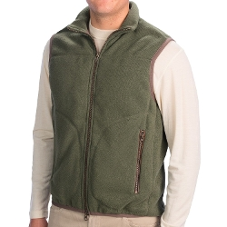 Highland Polartec Fleece Vest by Bills Khakis in Adult Beginners