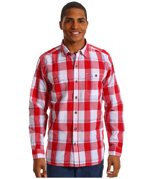 Manhattan Woven Shirt by Hurley in Blended