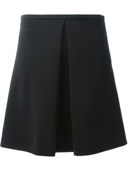 Inverted Pleat Mini Skirt by Sonia By Sonia Rykiel in Elementary