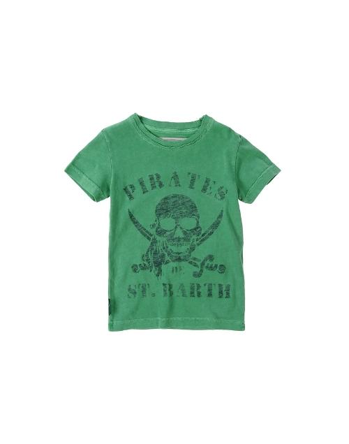 T-Shirt by Mc2 Saint Barth in Boyhood