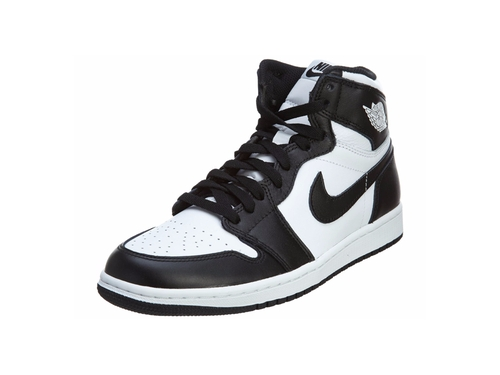 Air Jordan 1 Retro High OG Basketball Shoes by Nike in Ballers